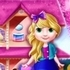 Princess Doll House Decoration